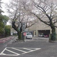堀ノ内斎場-外観